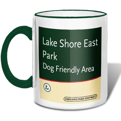Lake Shore East Park Mug