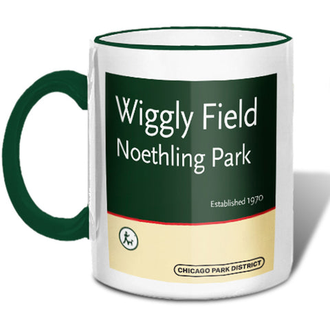 Wiggly Field at Noethling Park Mug