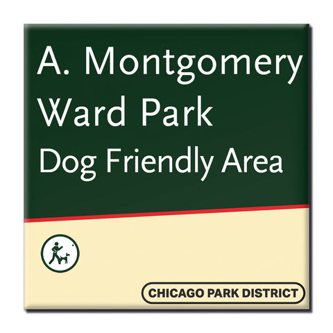 A. Montgomery Ward Park Magnet Chicago Park District