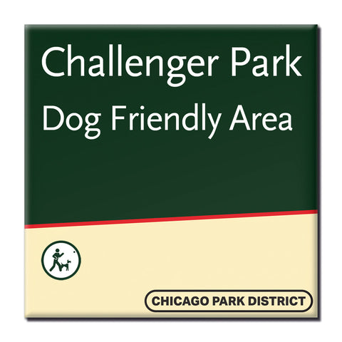 Challenger Park Magnet Chicago Park District