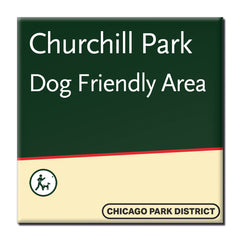 Churchill Park Dog Friendly Area Collection