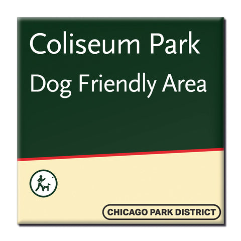 Coliseum Park Magnet Chicago Park District