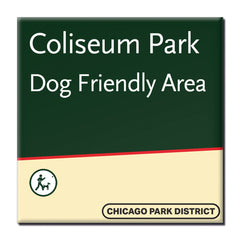 Coliseum Park Dog Friendly Area Collection
