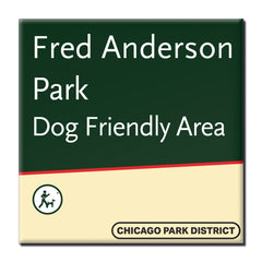 Fred Anderson Park Dog Friendly Area Collection