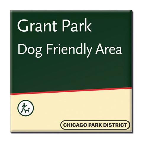 Grant Park Magnet Chicago Park District