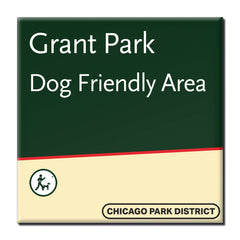 Grant Park Dog Friendly Area Collection