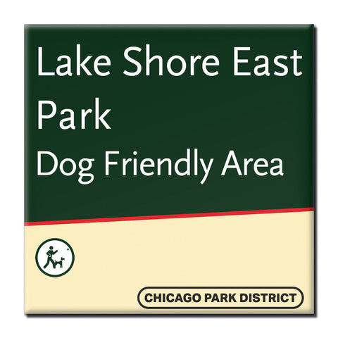 Lake Shore East Park Magnet Chicago Park District