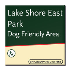 Lake Shore East Park Dog Friendly Area Collection