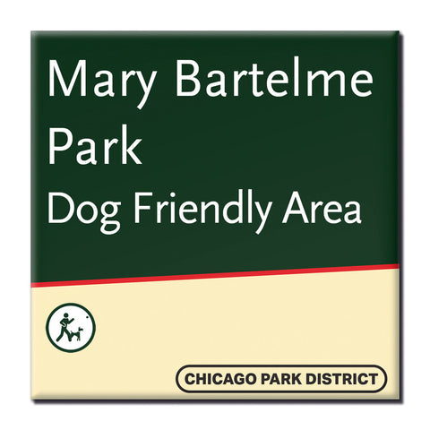 Mary Bartelme Park Magnet Chicago Park District