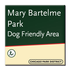 Mary Bartelme Park Dog Friendly Area Collection