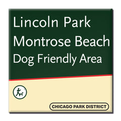 Montrose Beach Dog Friendly Area Collection