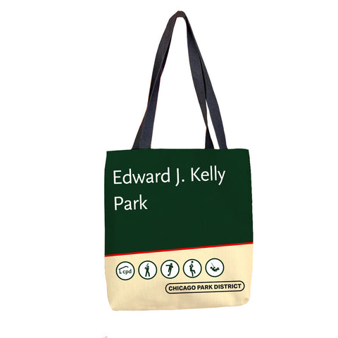 Kelly (Edward) Park Tote Bag Chicago Park District