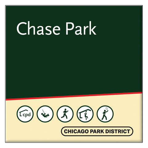 Chase (Salmon) Park Square Magnet Chicago Park District