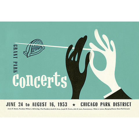 Grant Park 1953