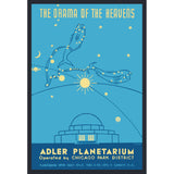 Adler Planetarium Print Chicago Park District