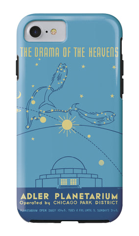 Adler Planetarium iPhone Case Chicago Park District