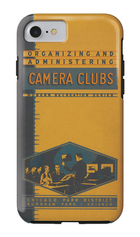Camera Clubs iPhone Case Chicago Park District