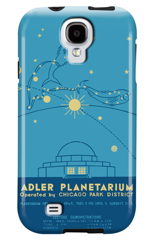 Adler Planetarium Galaxy Case Chicago Park District