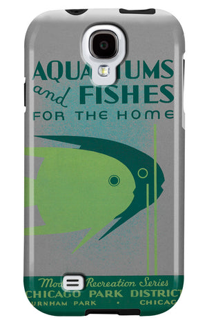 Aquariums and Fishes Galaxy Case Chicago Park District