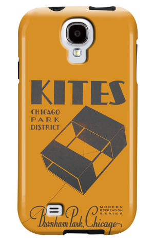 Kites Galaxy Case Chicago Park District