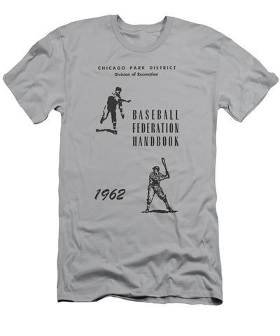 Baseball Handbook 1962 T-Shirt Chicago Park District