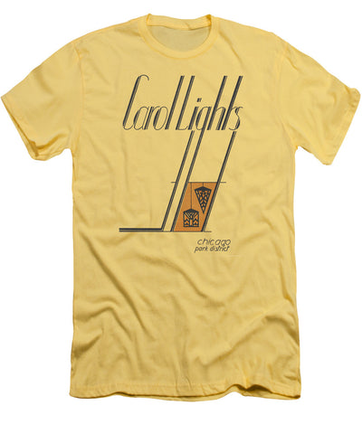 Carol Lights T-Shirt Chicago Park District
