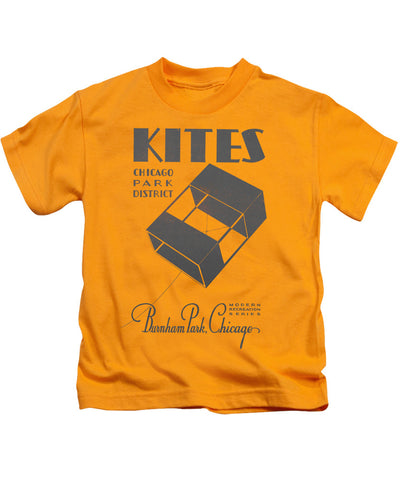Kites Youth T-Shirt Chicago Park District