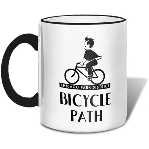 Bicycle Path Mugs