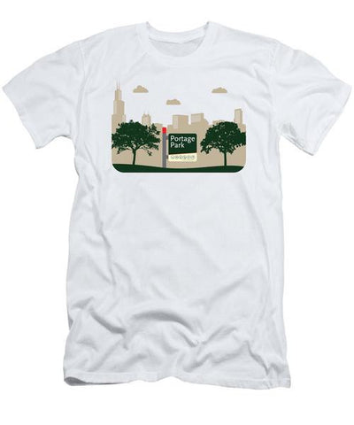 Chicago Park District Choose Your Park T-Shirt