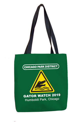 Gator Watch 2019 Tote Bag