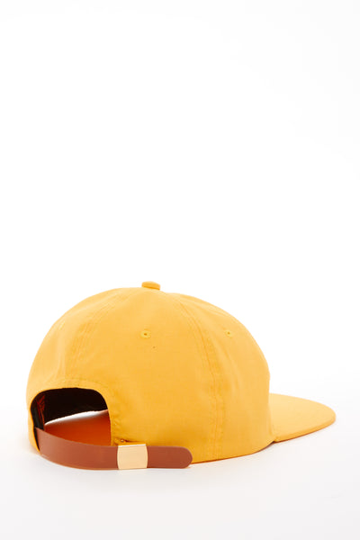 ARGOT LOWER CASE CAP - BUTTERCUP YELLOW