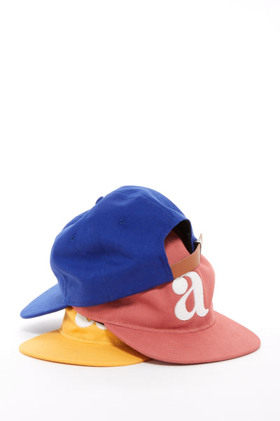 ARGOT LOWER CASE CAP - CRIP BLUE