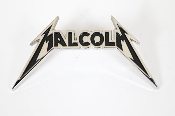 HARUN MALCOM TRIBUTE PIN (LIMITED EDITION)