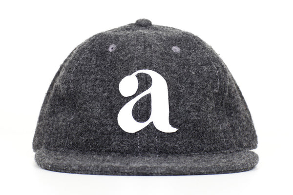 "UTILITY GOODS FOR ARGOT ""LOWER CASE WOOL CAP"" (GREY)"