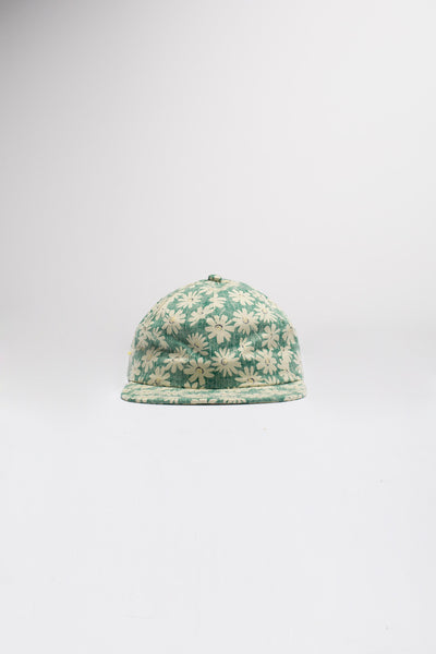 "Argot ""Bouquet"" Cap Green"
