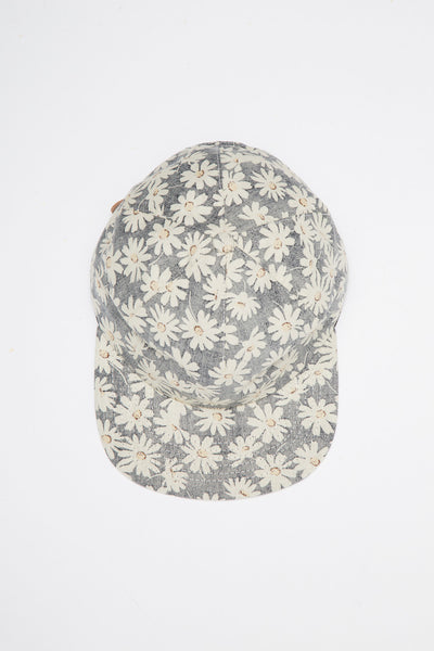 "Argot ""Bouquet"" Cap Blue"