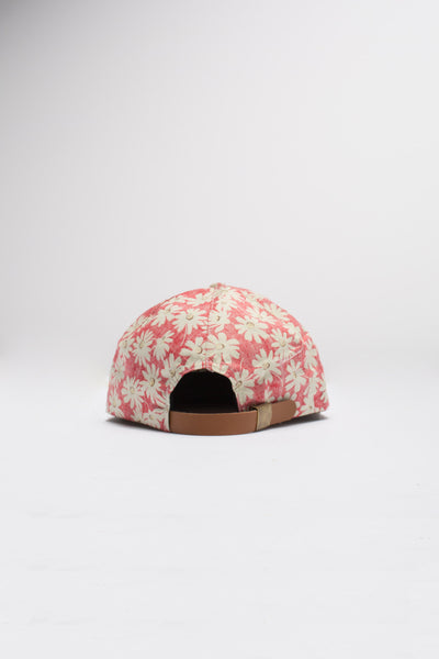 "Argot ""Bouquet"" Cap Red"