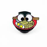 HungryEyesNY RAMEN XL PIN