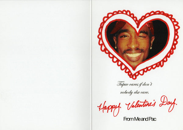 "ARGOT PAC ""VALENTIMEZ DAY"" CARD"