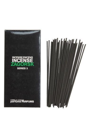 COMME DES GARCONS INCENSE SERIES 3 ZAGORSK