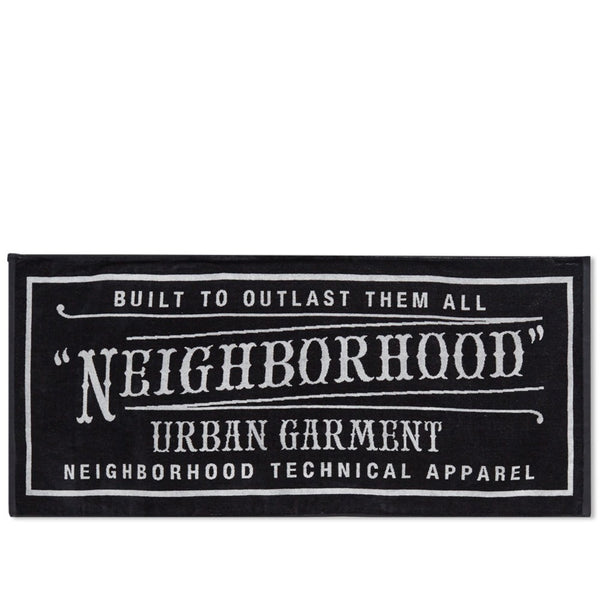 Neighborhood Beach Towel