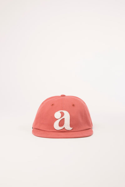 ARGOT LOWER CASE CAP - DUSTY ROSE