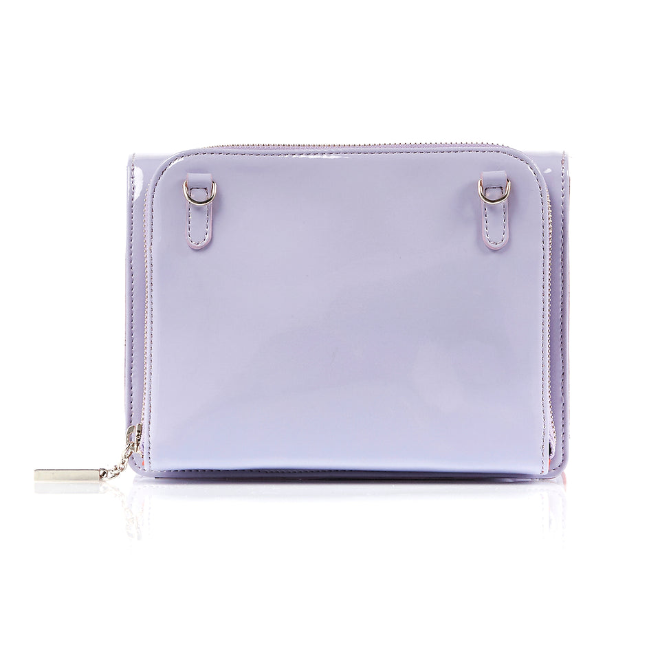 Double Bag Lavender Patent