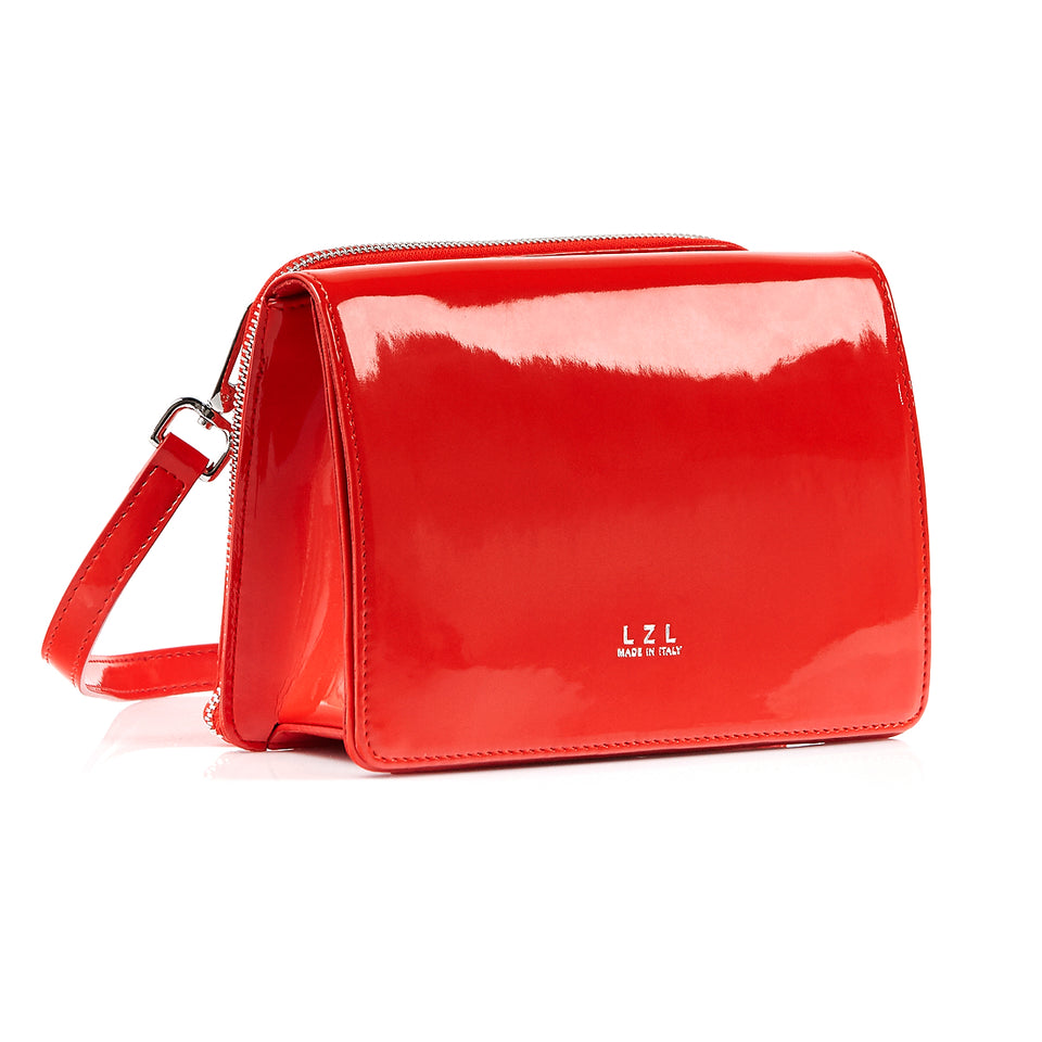 Double Bag Red Patent