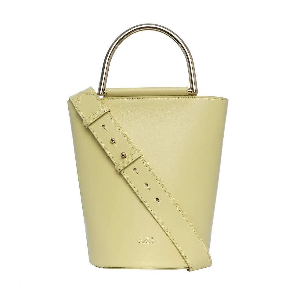 Bucket Bag Pale Yellow