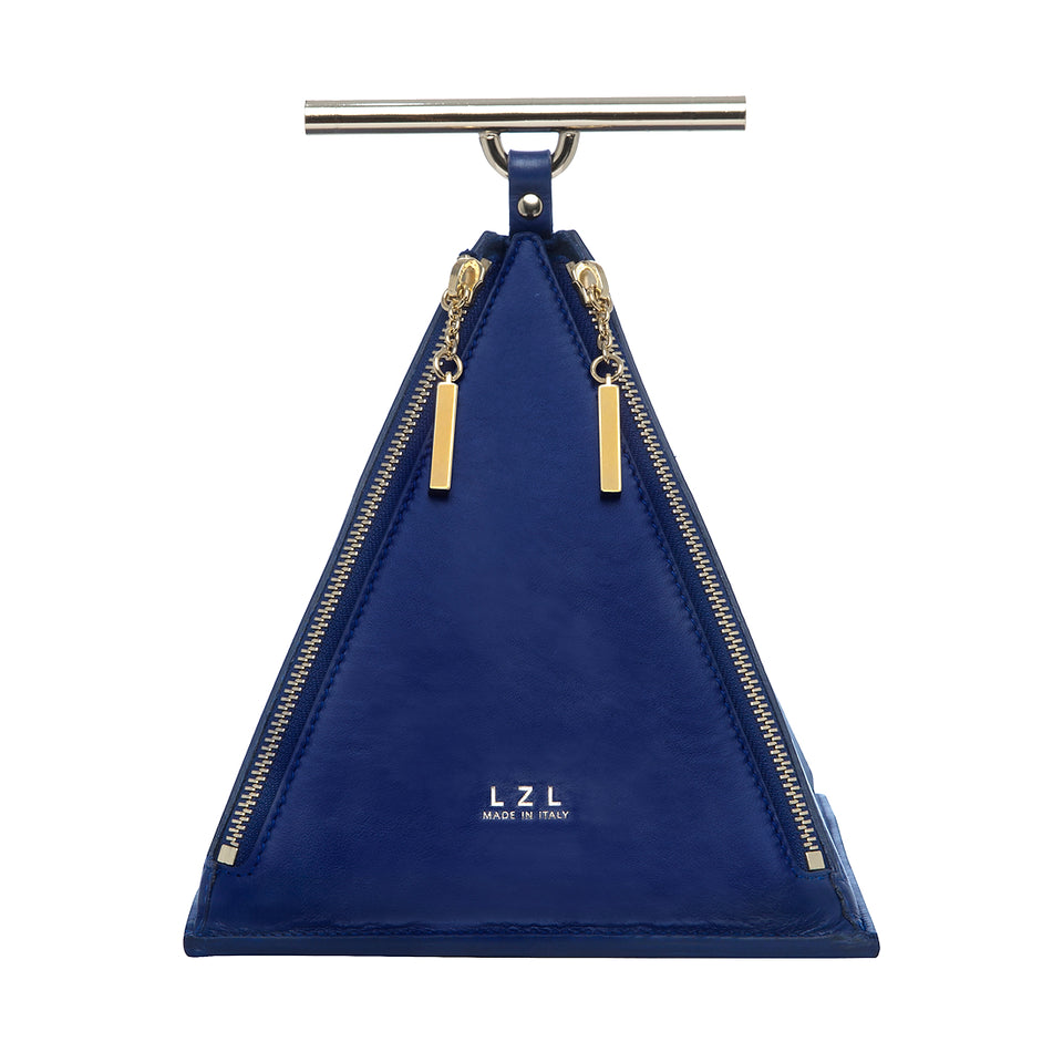 Pyramid Bag Cobalt