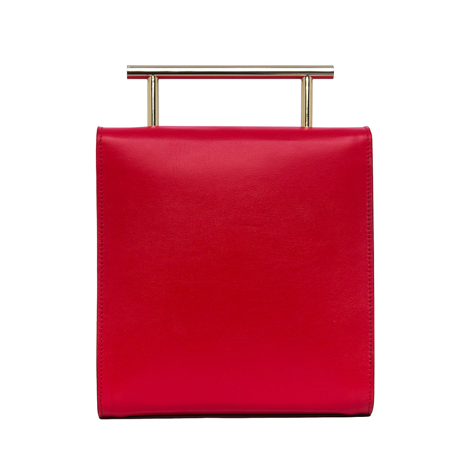 Box Bag Red