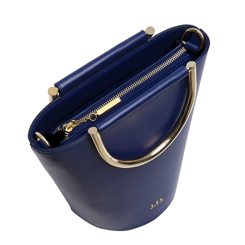 Bucket Bag Cobalt