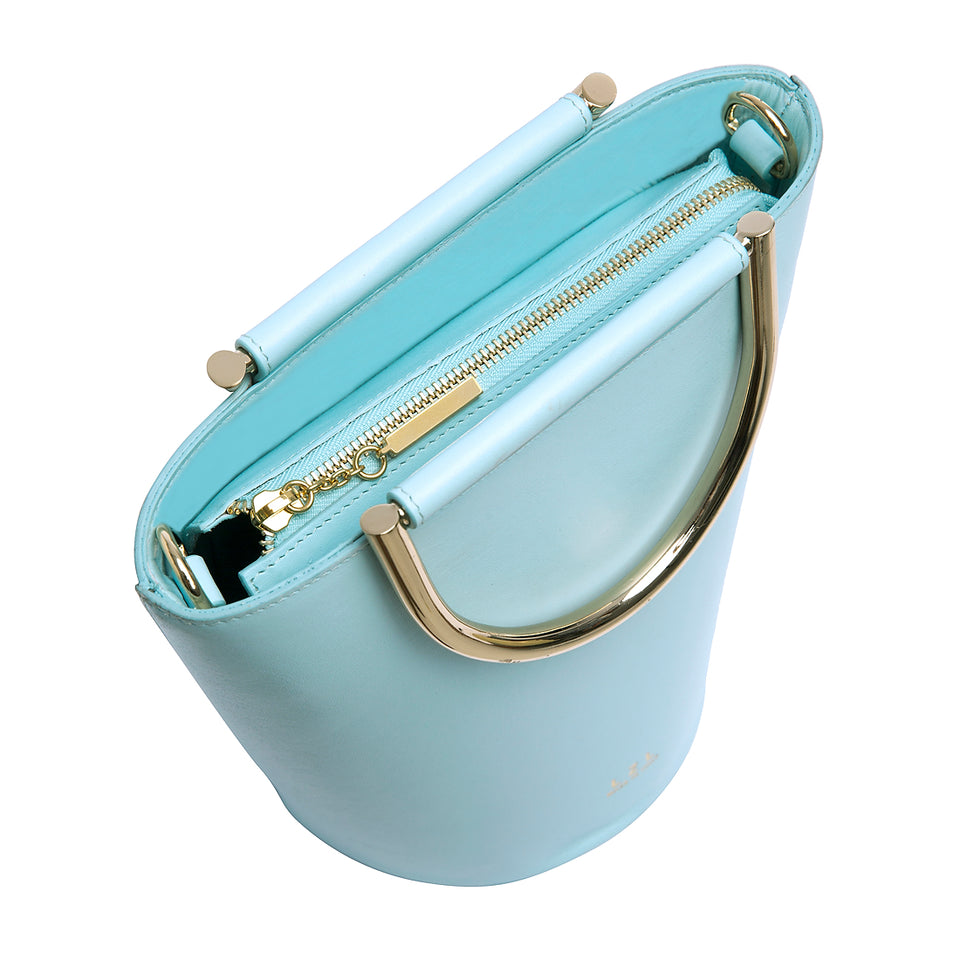 Bucket Bag Pale Blue