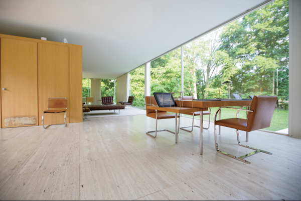 OUR MUSE / MIES FARNSWORTH HOUSE